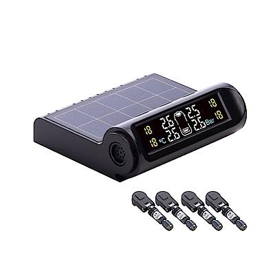 【安伯特】胎神 太陽能胎內式 胎壓偵測器(座式/黏貼式)
