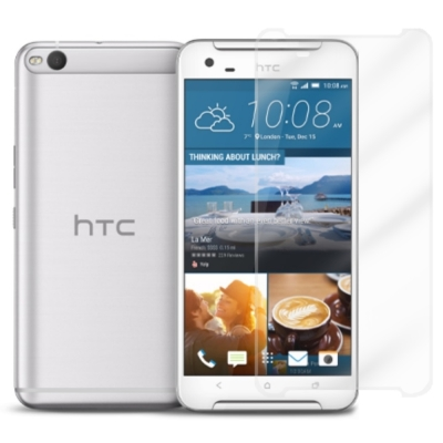 D&A HTC One X9 (5.5吋)日本原膜HC螢幕保貼(鏡面抗刮)