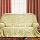布安於室-靼葉DIY2人座沙發罩-金色