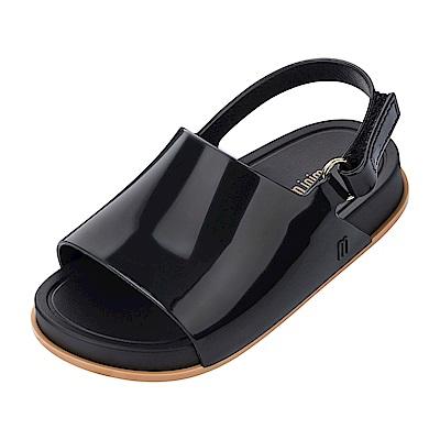 MINI MELISSA夏日時尚海灘童鞋-黑色