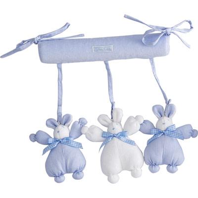 比得兔古典夢幻系列布物組(粉藍)