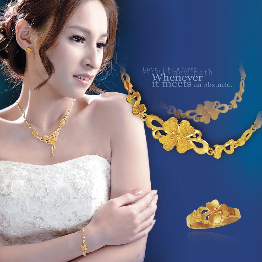 Magic魔法金-喜氣盈門黃金套組 (約16.50錢)