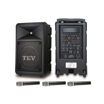 TEV  200W三頻無線擴音機 TA680-3