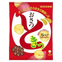 UHA味覺糖 地瓜薯片-原味