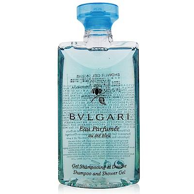BVLGARI寶格麗 藍茶沐浴精75ml