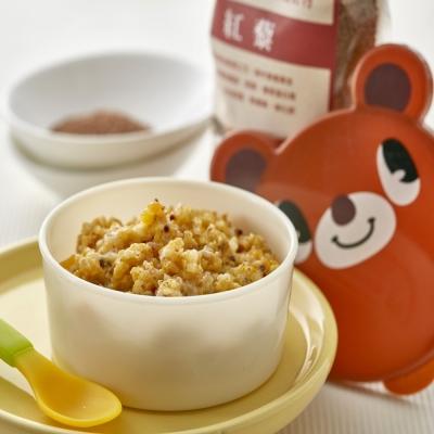 郭老師寶寶粥 藜麥南瓜胚芽米燉飯 (副食品) (180g/包)(5入組)
