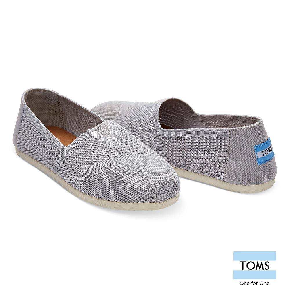 TOMS 針織休閒鞋-女款
