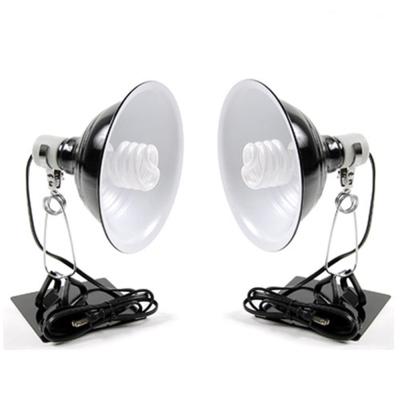 digiXtudio專業桌上型30w標準白光攝影燈