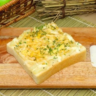 美食村 元氣厚片焗烤蜜汁薯條(1組2入)