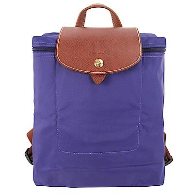 LONGCHAMP Le Pliage 摺疊後背包(紫水晶)