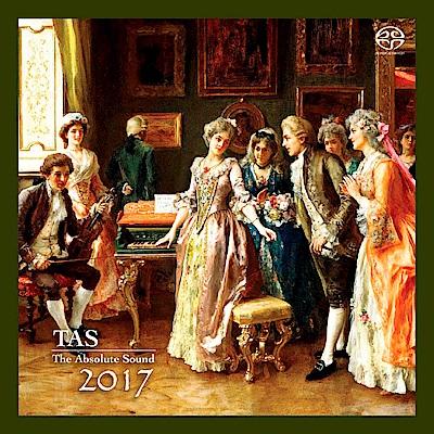 絕對的聲音TAS 2017 SACD