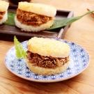 任選_喜生米漢堡 豬寶貝3入組 (薑燒豬+洋蔥豬+黑胡椒豬)