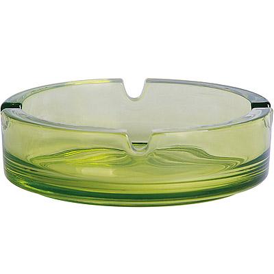 EXCELSA 玻璃煙灰缸(綠)