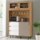 時尚造型餐廚櫃