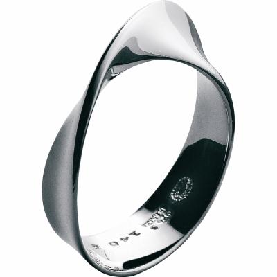 GEORG JENSEN-MOBIUS純銀戒指 #148B