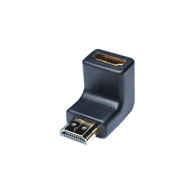 i-gota【愛購它】HDMI (公)-(母) 90° 專用轉接器