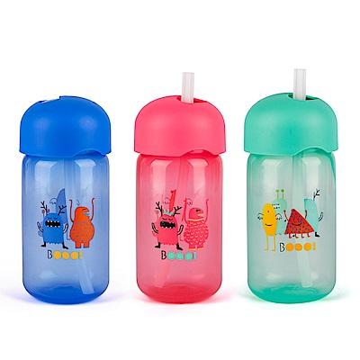 奇哥 suavinex 小怪獸吸管水杯 (3色選擇)
