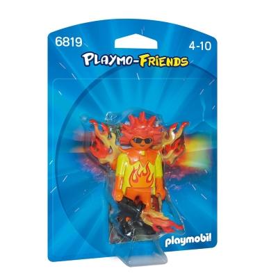 playmobil-火焰戰士