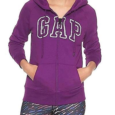 GAP 女生 外套 紫 0466