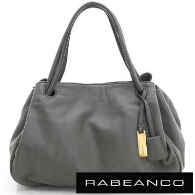 RABEANCO-OL時尚粉領系列柔軟肩背包-深灰