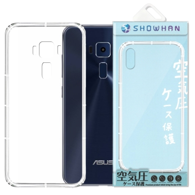 【SHOWHAN】 ASUS ZenFone 3 ZE552KL (5.5吋)空壓手機殼