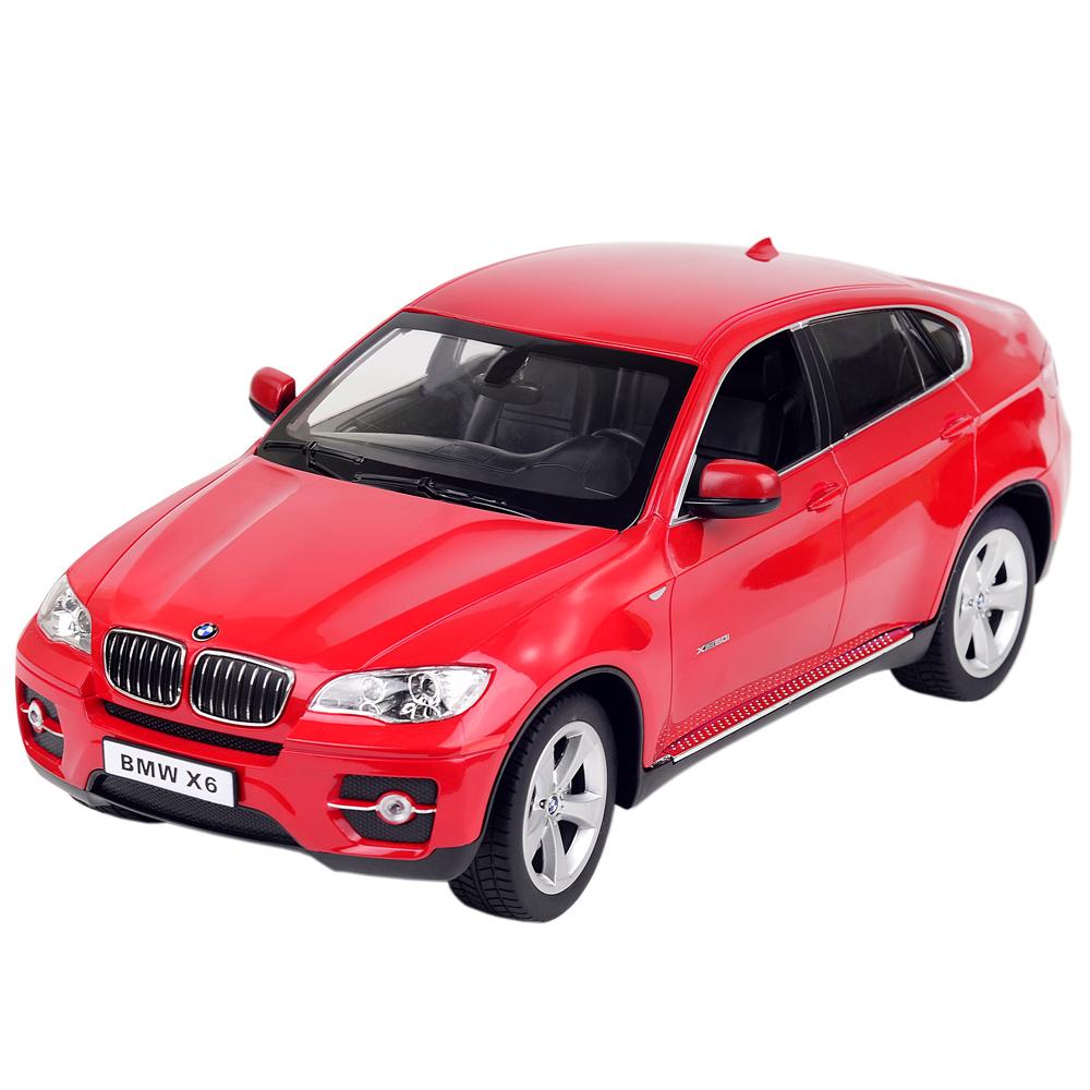 BMW X6原廠授權1:14流線造型遙控模型跑車三色可選擇