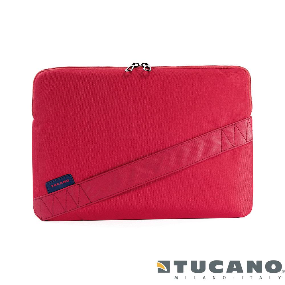 "Tucano BISI 簡雅風格13"" 內袋 (可手拿) - 紅色"