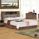 漢妮Hampton肖恩系列6尺被櫥式雙人床架