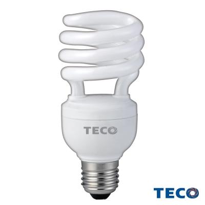 TECO 東元 21 W 螺旋省電燈泡- 5 入裝