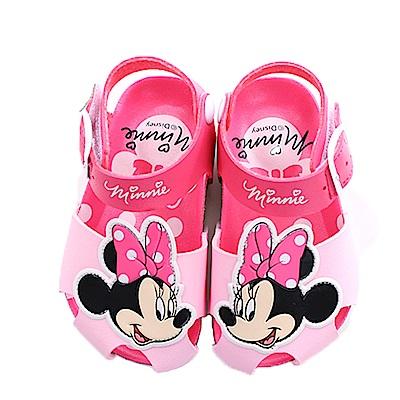 迪士尼米妮魔鬼貼涼鞋 sk0414 魔法Baby