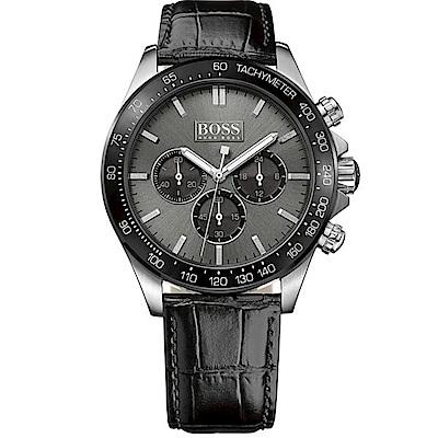 Hugo Boss Black流行時尚計時腕錶/ 1513177