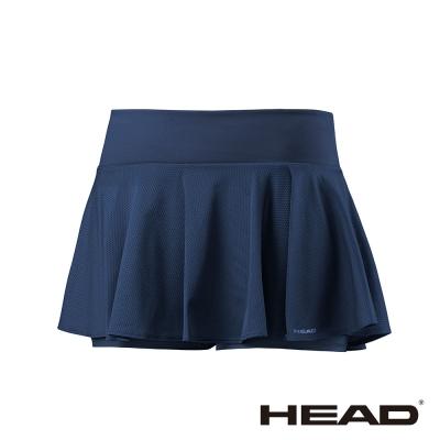 HEAD 吸濕排汗 女 休閒 運動褲裙-海軍藍 814397