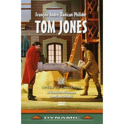 菲力多 - 歌劇《湯姆.瓊斯》 DVD