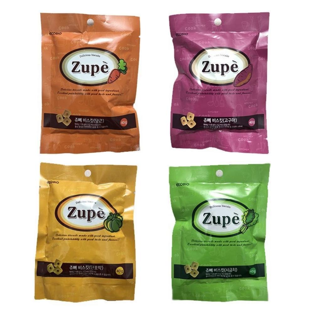 Zupe露沛《有機機能餅乾》40g 兩包組