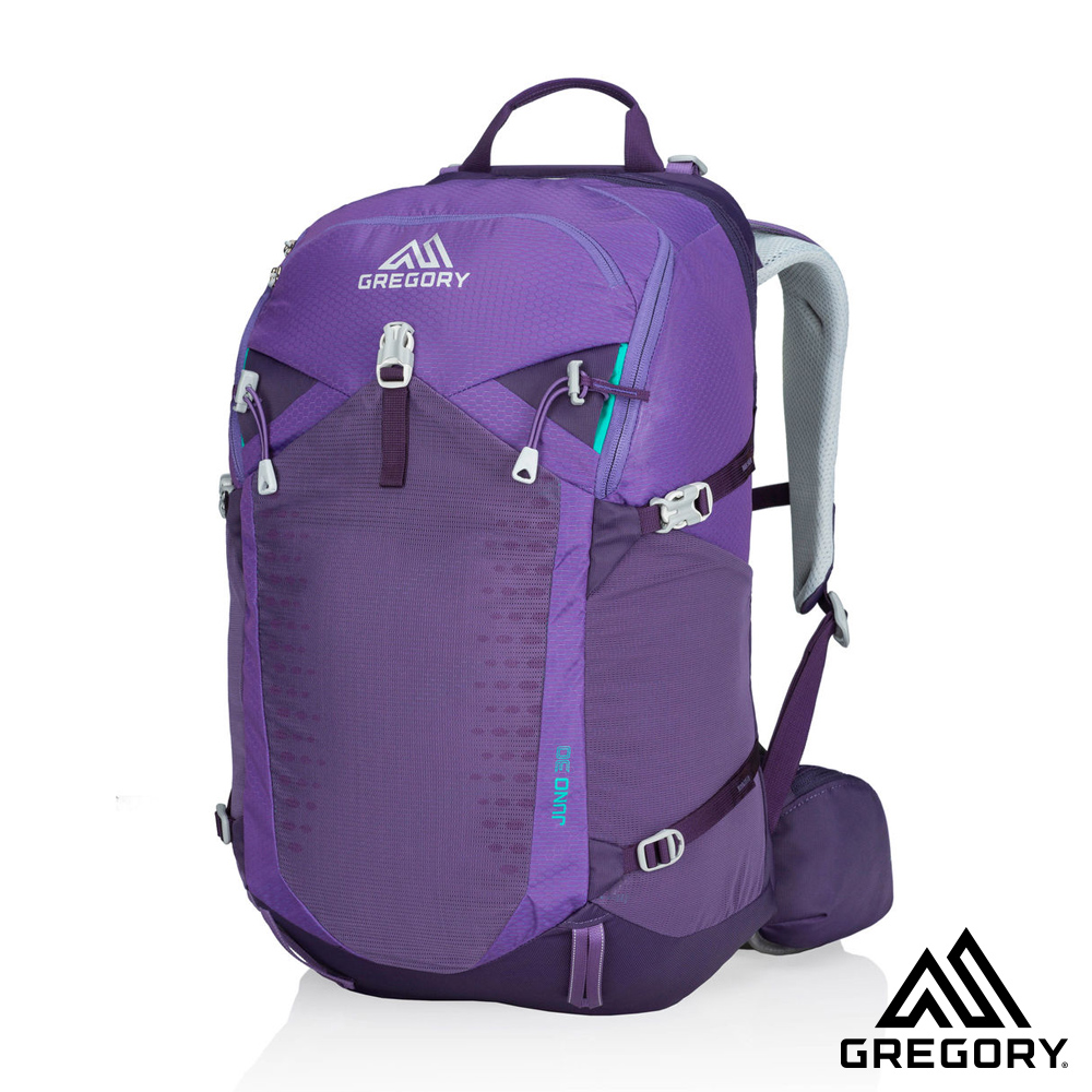 Gregory JUNO 30L 多功能登山背包 女 漿果紫