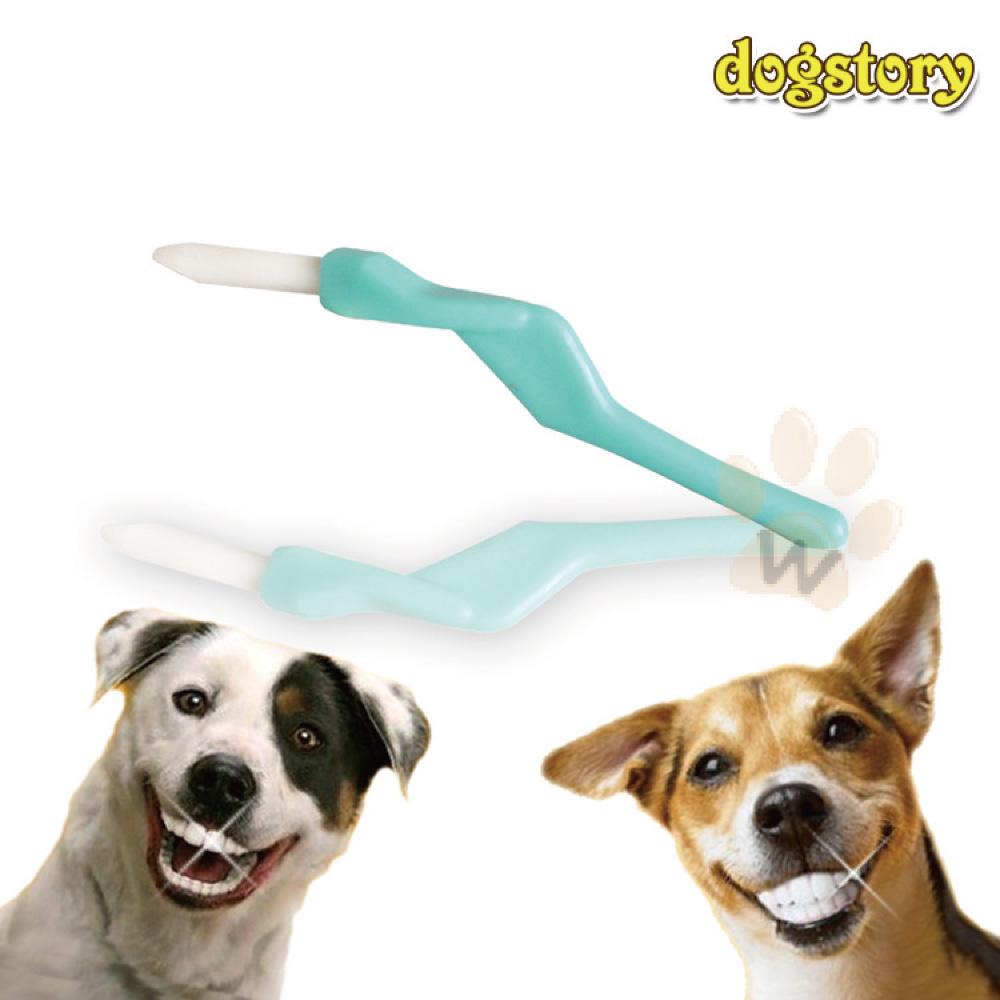美國DOGSTORY 寵物牙籤 2入