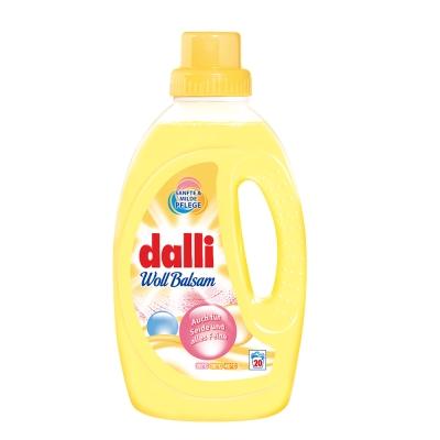 德國達麗Dalli 毛料絲絨專用洗衣精1.35L(6入/箱)