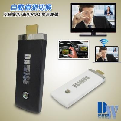 WD37超清自動款 無線影音鏡像投影器(加送3大好禮)