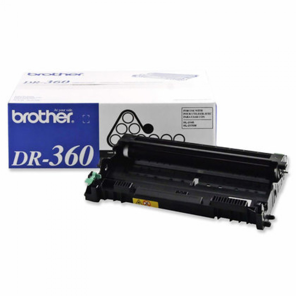 【福利品】Brother DR-360 原廠感光滾筒 @ Y!購物