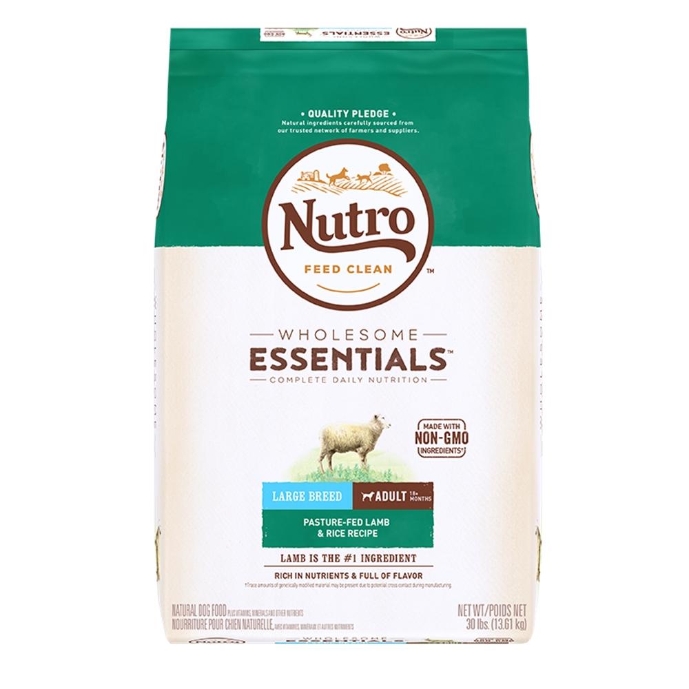 美士 全護營養系列-大型成犬配方 (牧場小羊+健康米) 30磅