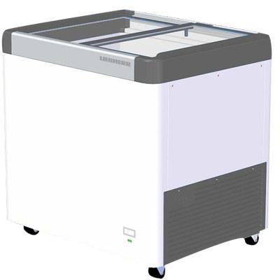 德國利勃海爾212L玻璃推拉冷凍櫃 (EFE-2102)