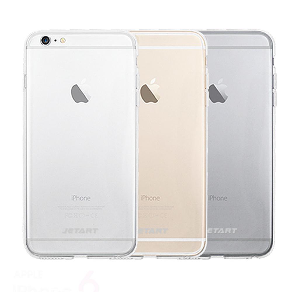 Jetart 捷藝 超薄 iPhone 6 Plus 5.5吋 TPU 保護背蓋