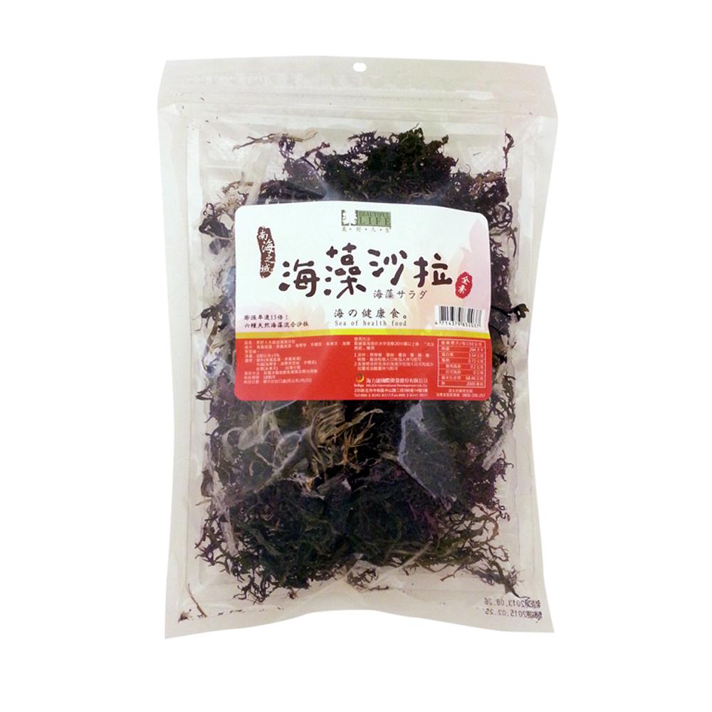 美好人生 綜合海藻沙拉(80g)