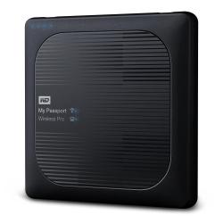 WD My Passport Wireless Pro 4TB 2.5吋 Wi-Fi 行動