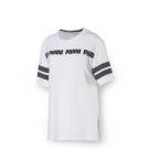 PUMA - 女性 基本系列ICONIC短袖T恤-白