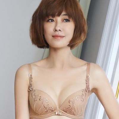 推Audrey-迷戀峰華 B-E罩內衣(知性膚)
