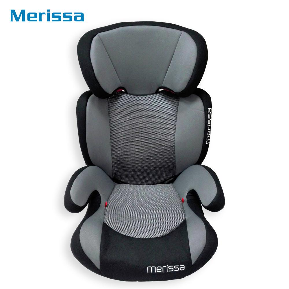 Merissa美瑞莎成長型汽座黑
