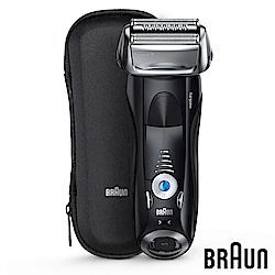 (無卡分期-12期) 德國百靈BRAUN-7系列智能音波極淨電鬍刀7840s