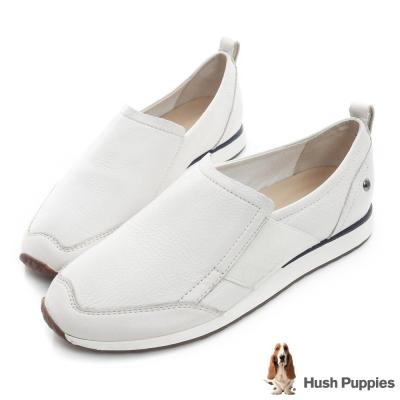 Hush Puppies CHRISTEN 簡約休閒鞋- 米白色