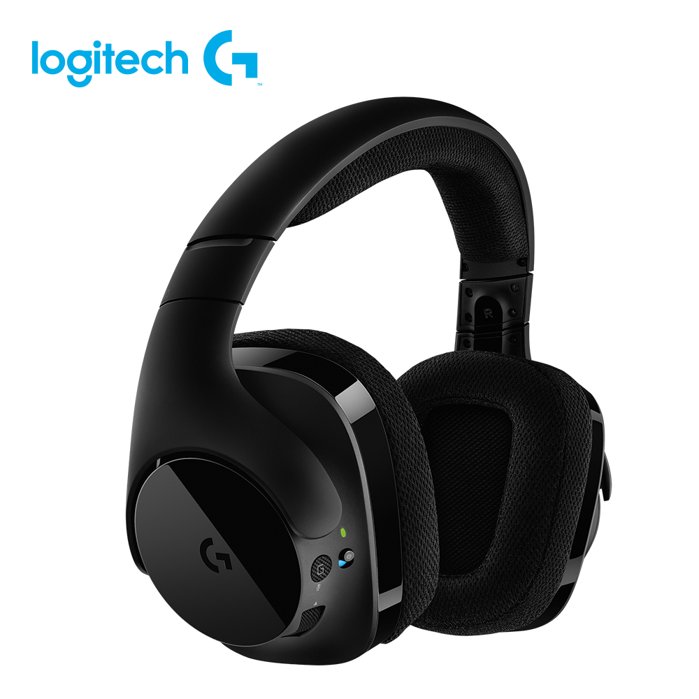 (時時樂)羅技 G533 7.1 環繞音效遊戲耳機麥克風
